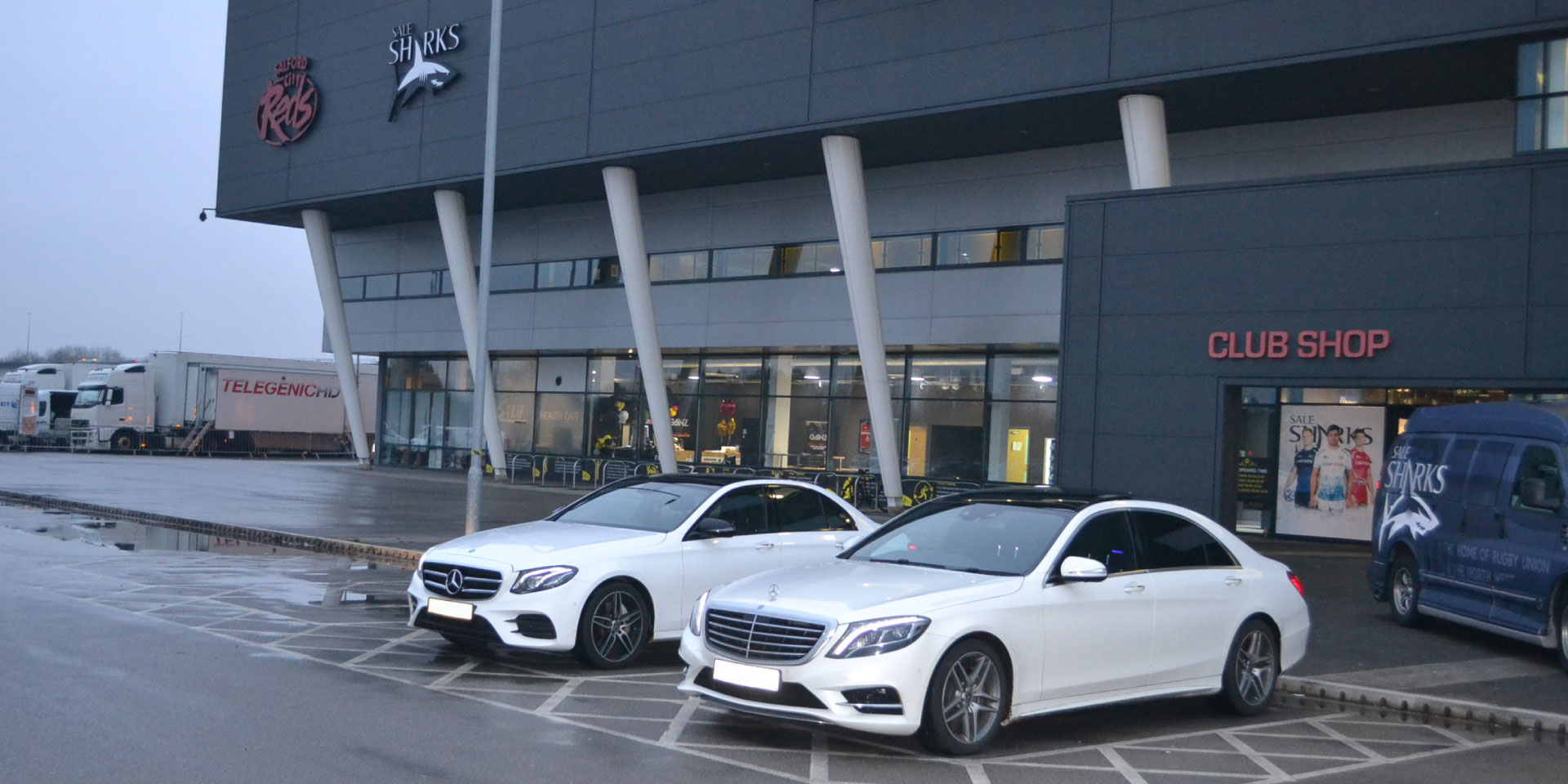 Sporting Event<br>Chauffeur Services