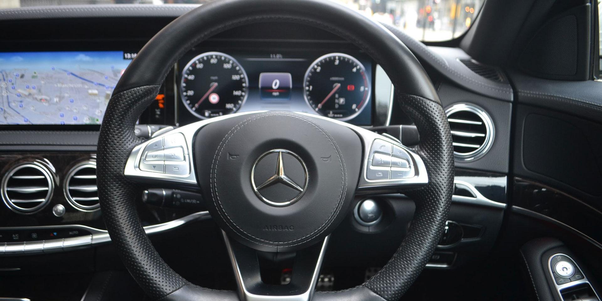 Luxury Mercedes Vehicles