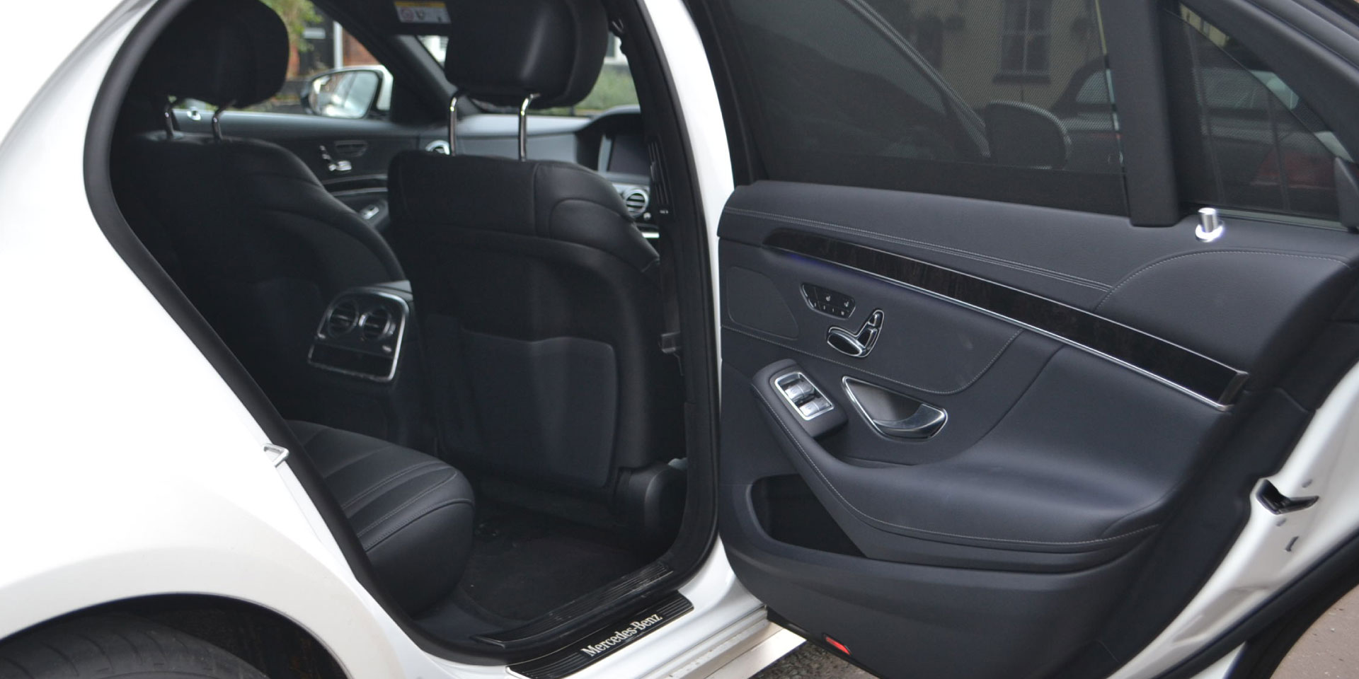 Professionally Cleaned Vehicles